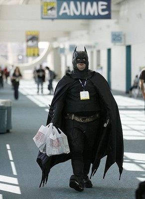 Brian batman sdcc