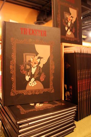 Trickster-book